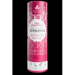 Déodorant solide naturel - 60 g - Pink Grapefruit