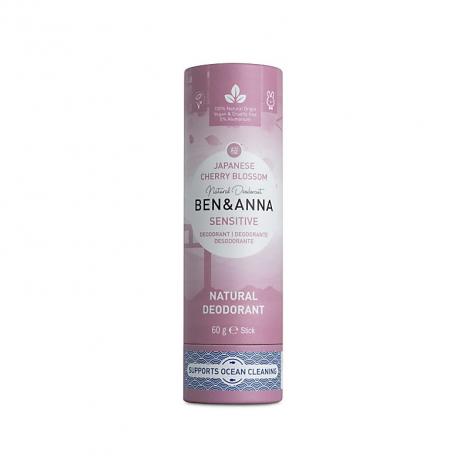 Déodorant solide naturel - Sensitive - 60 g - Japanese Cherry Blossom