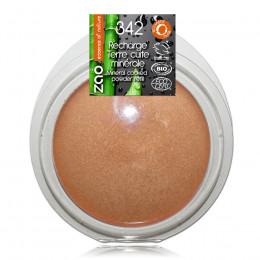Recharge terre cuite minérale - bronze cuivré - 342 - 15 g