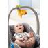 Jouet à accrocher - chat arc en ciel - Dès la naissance