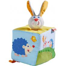 Cube d'activités - Petits amis - à partir de 6 mois
