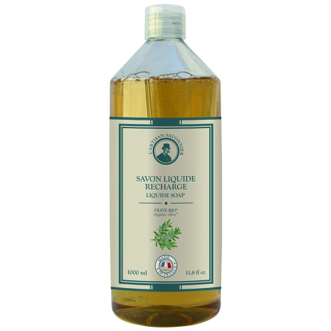 Savon liquide - Olive Bio - Recharge 1 L