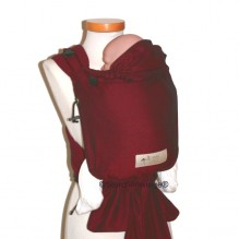 Porte bébé Baby Carrier - version SLIM - Bordeaux
