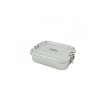 Boîte rectangulaire en inox - Adoni - 675 ml