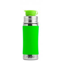 Gourde bouteille en inox - 275 ml - Vert