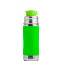 Gourde en inox - 325 ml - Green