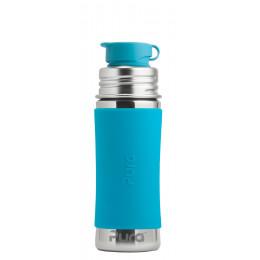 Gourde en inox - 325 ml - Turquoise