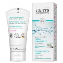 Crème hydratante pour le visage à l'aloe vera et au jojoba 50 ml