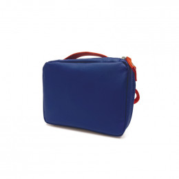 Lunch bag Go REPet - Bleu et orange