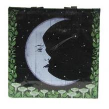 Grand cabas shopper en matériaux recyclés - Moon