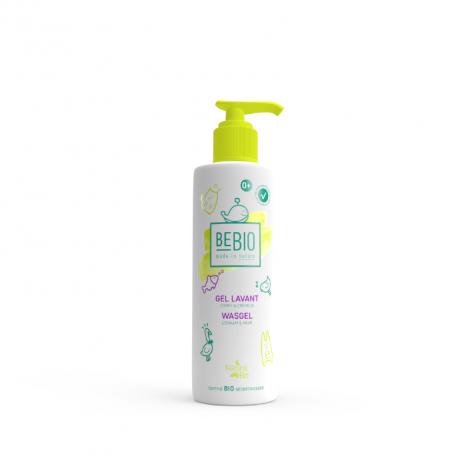 Gel lavant BIO corps et cheveux 250 ml