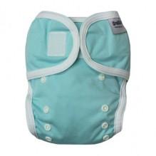 Culotte de protection pour couche lavable - 3,5 à 20 kg - Lot de 2 - Mint