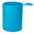Gourde isotherme inox - modèle sport - 650 ml - Turquoise