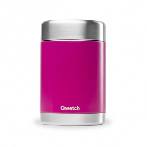 Lunch Box isotherme 500 ml - magenta