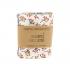 Lingettes démaquillantes - 8 x 10 cm - lot de 5 - Feuilles d'automne