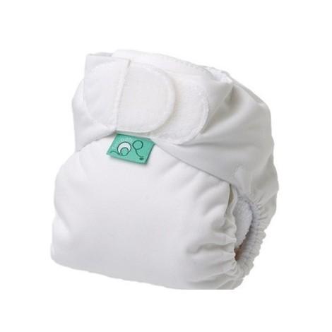 Couche lavable TE1 Teenyfit V4 - nouveau-né - blanc