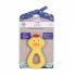 Hochet anneau de dentition en caoutchouc naturel - Canard - dès la naissance