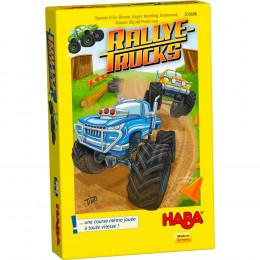Rallye Trucks course mémo - à partir de 5 ans