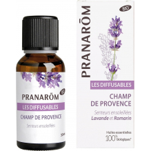 Les diffusables BIO - Champ de Provence - 30 ml