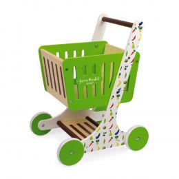 Chariot de courses Green market - à partir de 18 mois