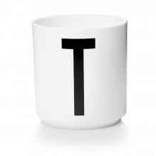 Tasse en porcelaine T