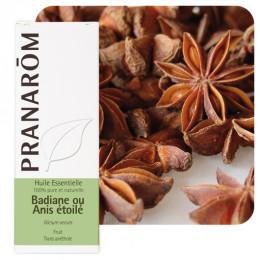 Huile essentielle de Badiane ou Anis étoilé 10 ml