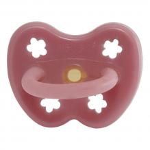 Tétine orthodontique en caoutchouc - Fleurs - Watermelon