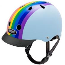 Casque vélo - Street - Rainbow Sky - L