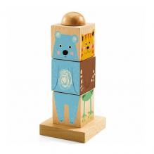 Puzzle cubes en bois Twistizz