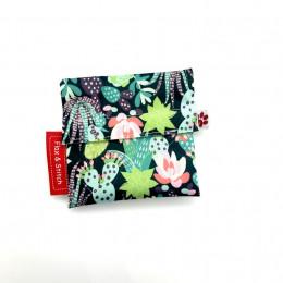 Mini pochette - Cactus Flower