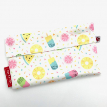 Pochette à baguette - Summer Treats