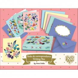 Boîte de correspondance - Anna Emilia - à partir de 6 ans