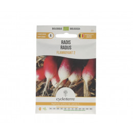 Radis Flamboyant 2 - 7,00 g