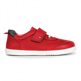 Chaussures Kid+ 835609 Ryder Red + Charcoal
