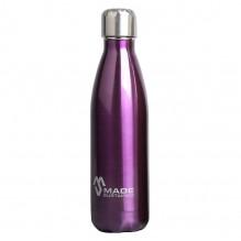 Bouteille chevalier inox 500 ml  Purple