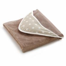 Serviette tablier Bain Cocoon - étoiles beiges