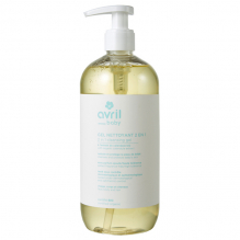 Gel nettoyant 2 en 1 BIO pour bébé - 500 ml