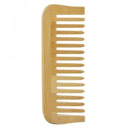 Peigne en bambou - large