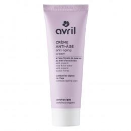 Crème anti-âge BIO - 50 ml