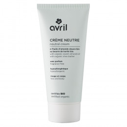 Crème neutre Bio - 200 ml