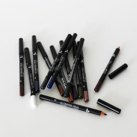 Crayon BIO pour les yeux - Vert camouflage