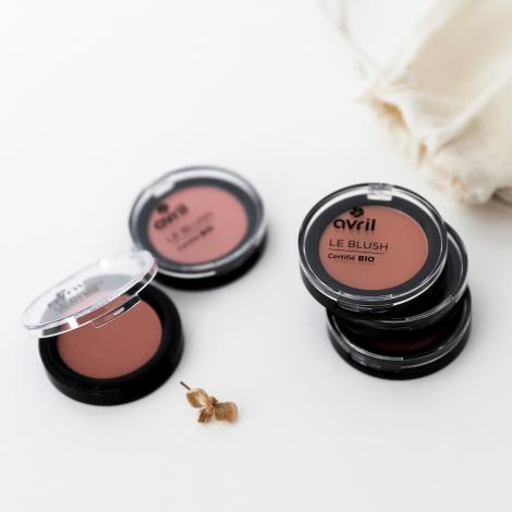 Blush - rose nacré