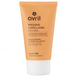 Masque capillaire au beurre de mangue Bio 150 ml