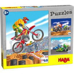 Puzzles Sports mécaniques