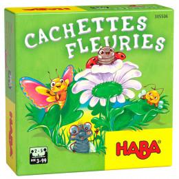 Mini Jeu de société - Cachettes fleuries