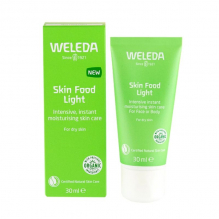Skin Food Light - Crème hydratante peaux sèches - 30 ml
