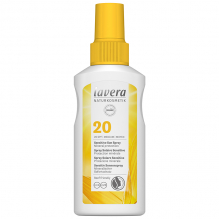 Spray solaire Sensitive -  SPF20 - 100 ml