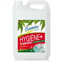 """Nettoyant désinfectant et désodorisant """"Hygiène +""""   - 5 litres"""