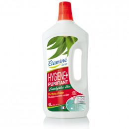 Nettoyant purifiant à l'eucalyptus BIO - Hygiène + - 1 l
