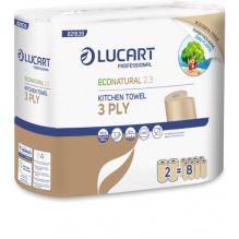 Papier essuie-tout écologique recyclé - 2 maxi rouleaux